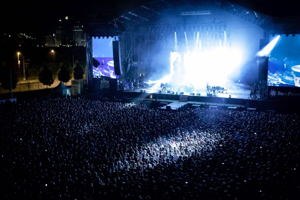 The Cure, Rock en Seine 2019. ©: Christophe Crenel