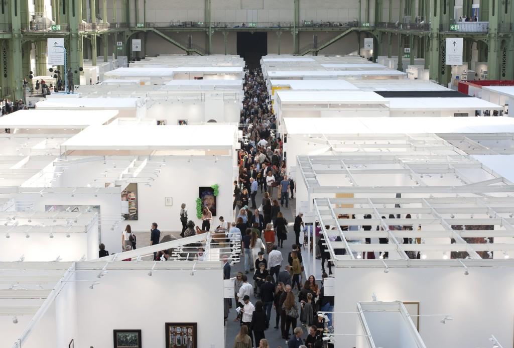 Grand Palais - 2019 - Marc Domage
