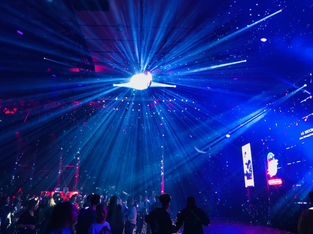 l'After de la Finale internationale du Red Bull Dance Your Style 2019, à la grande halle de la Villette.