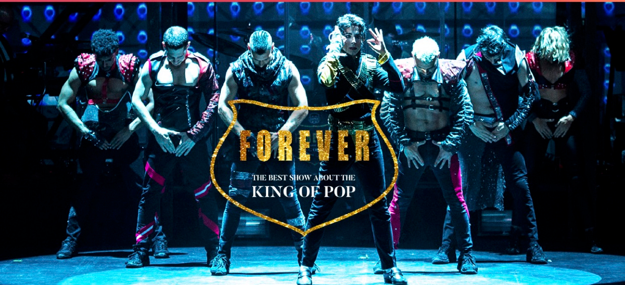 """Forever, The best show of King Of Pop"""