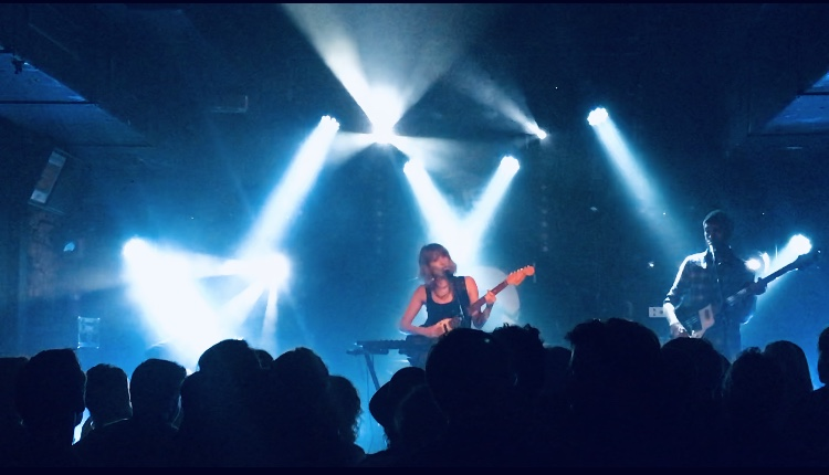 Morgane Imbeaud, Mama festival 2019.