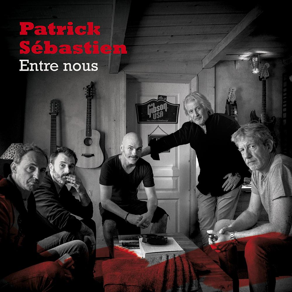 """cover """"Entre Nous"""" de Patrick Sébastien"""