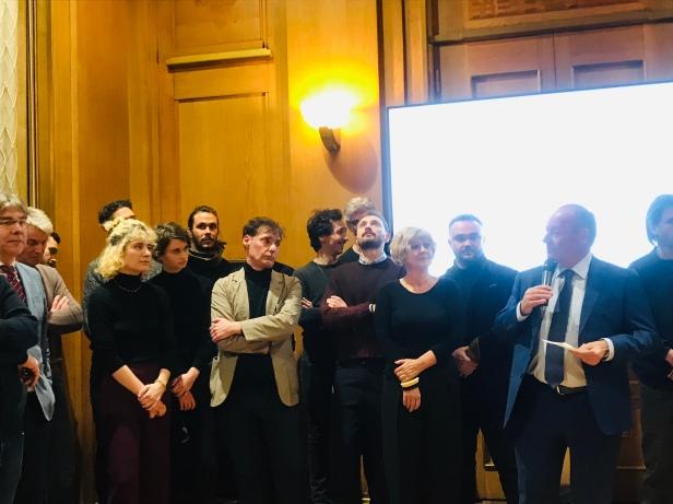 Edouard Taufenbach & Régis Campo, Prix Swiss Life à 4 mains 2020-2021.