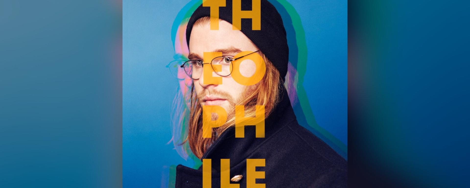Visuel EP de ThéOphile. (c): Morgan Roudaut