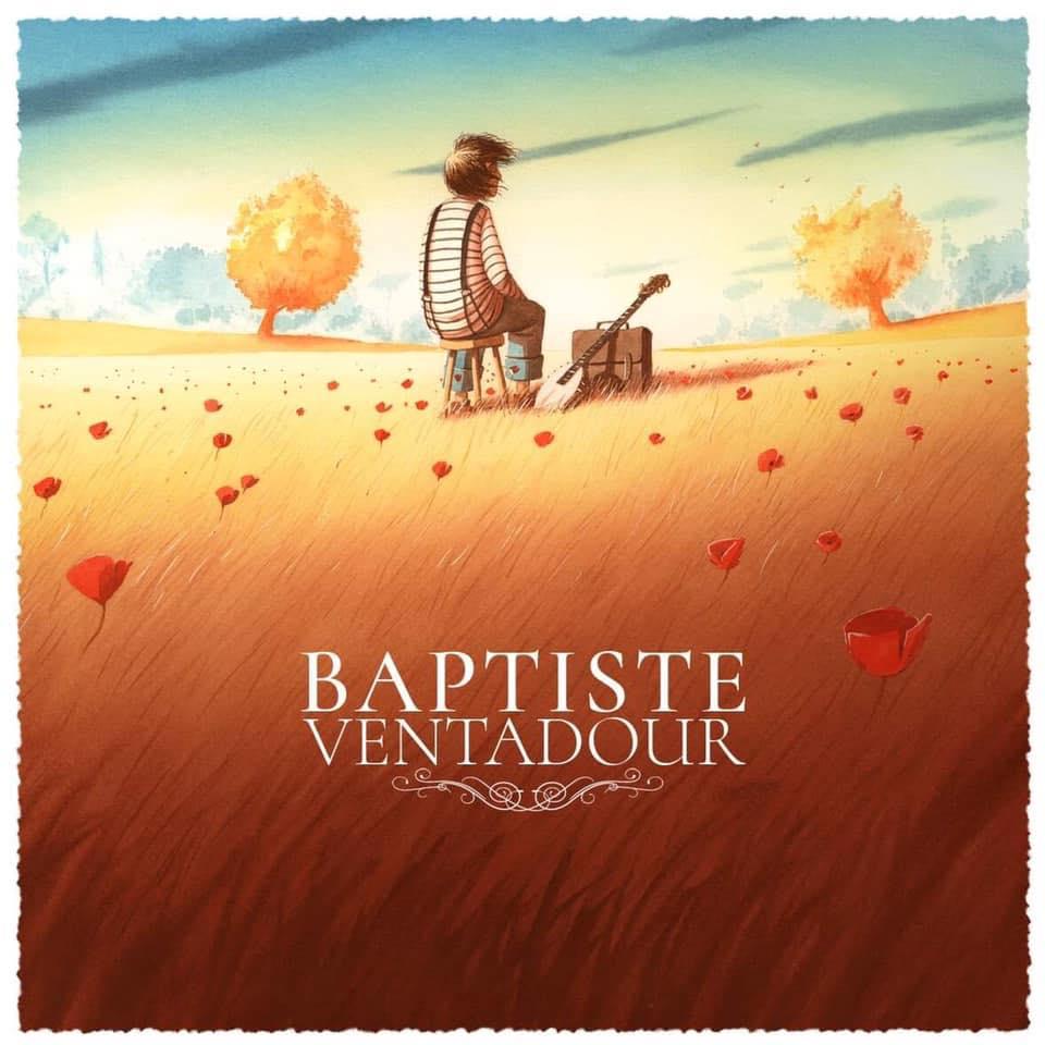 baptiste Ventadour. (c):Thibault Prugne