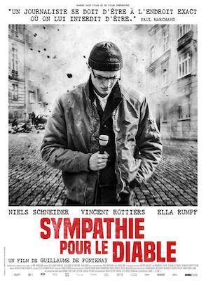 """affiche du film """"Sympathie pour le diable"""" de Guillaume de Fontenay"""