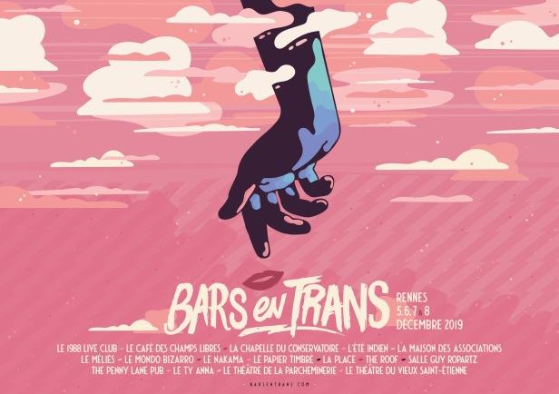 Bars en Trans, visuel 2019