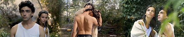 """Capture d'écran du clip """"Ins & Outs"""" de Primates."""