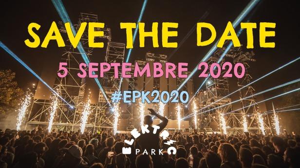 Rendez-vous le 5 septembre 2020 pour la 11ème édition d'Elektric Park festival