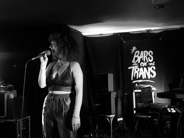 Enchantée Julia, Bars en Trans 2019