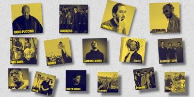 Les 15 premiers noms de l'édition 2020 du Cabaret Vert