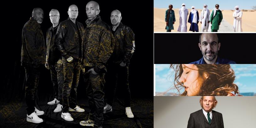 Les Cinq premiers noms de l'édition 2020 du festival Art Rock