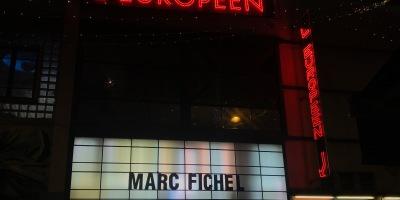 Marc Fichel en concert à L'Européen, le 2 décembre 2019.