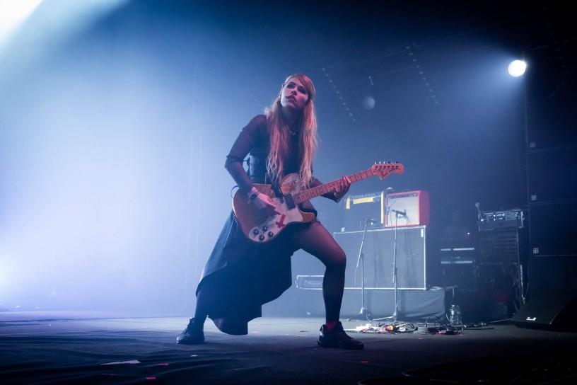 Karoline Rose, le 6 décembre au Parc Expo de Rennes pour les Trans Musicales (c): Nicolas Joubard