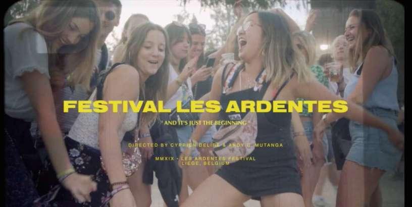 Festival Les Ardentes.