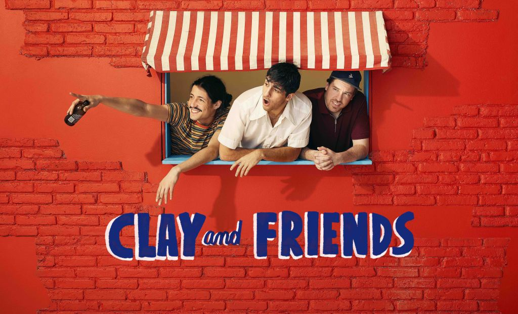 Clay and Friends. ©: Felix Renaud-Felipe Arriagada Nunez