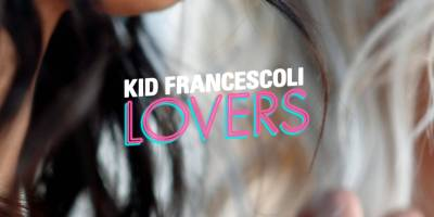 "Visuel ""Lovers"", Kid Francescoli."
