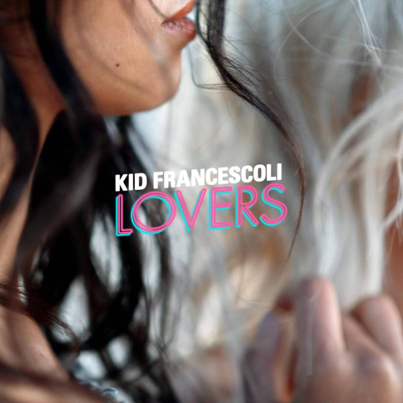 "Visuel ""Lovers"", Kid Francescoli."