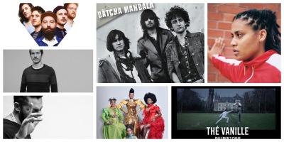 Les clips de la semaine #41 avec Tristen, Thé Vanille, K-Maro, Les Amazones d'Afrique, Dalton Telegramme, Dätcha Mandala et Meryl.