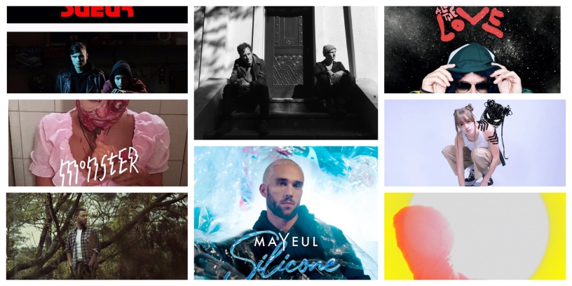 Les clips de la semaine #43 avec Süeür, Mayeul, Cloud, Dakota Suite, Jean-Baptiste Soulard, Von Pouquery, Austyn