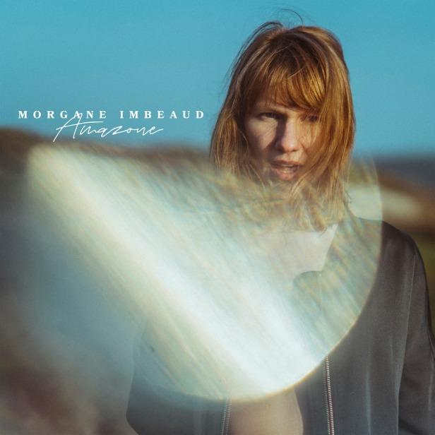 """Pochette de l'album """"Amazone"""" de Morgane Imbeaud"""