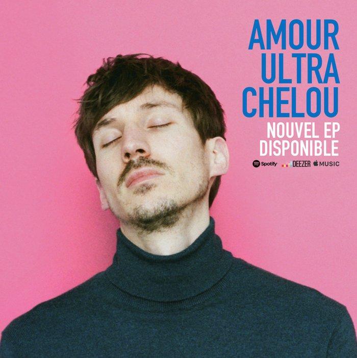 """Visuel """"Amour Ultra Chelou"""" d'Abel Chéret disponible depuis avril 2019"""