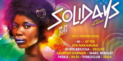 visuel Solidays 2020 (c): Florent Choffel