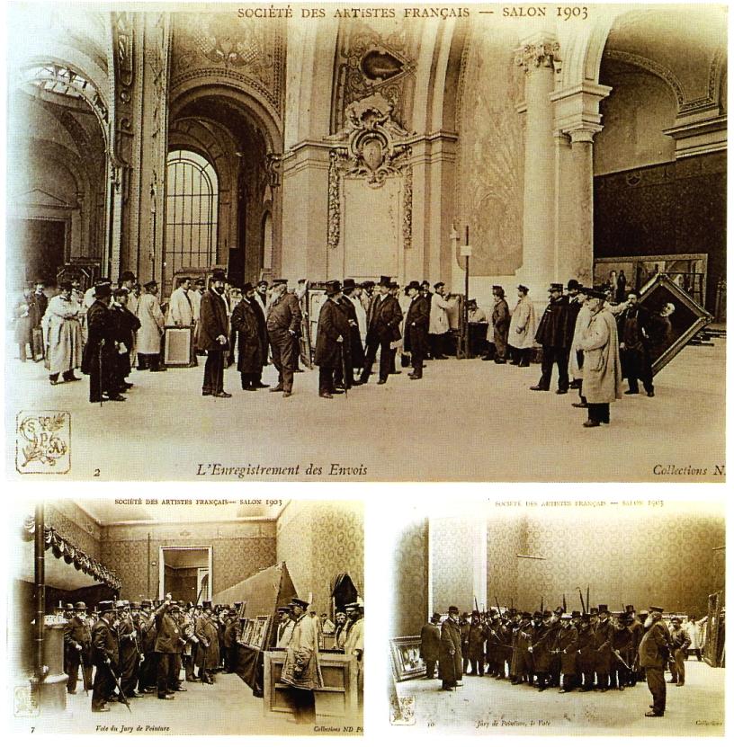 Le Salon 1903