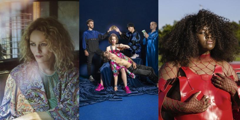 Vanessa Paradis, Therapie taxi et Yseult sont annoncés à la 4ème édition de la Magnifique Society.