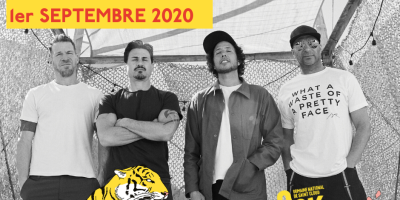 Rage Against Machine sera à l'affiche de Rock en Seine le 1er septembre 2020.