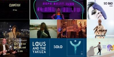 les clips de la semaine #51 avec Dope Saint Jude, Moh ! Kouyaté, Hania Rani, Lous And The Yakuza, Cheyenne, Yezza, Clavicule, Berling Berlin, Kemay, Loïc Desplanques.