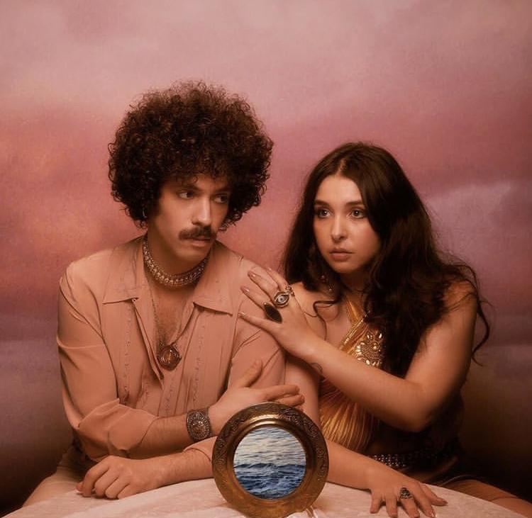 """""""Salam Salomé"""", le nouveau single du duo Mauvais Oeil est disponible sur toutes les plateformes."""