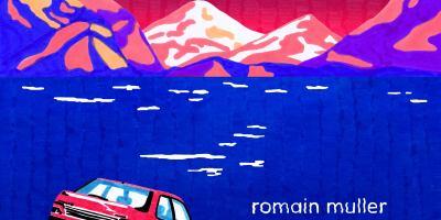 """Visuel """"Bain de Minuit"""", le premier EP de Romain Muller. (c): Céline Kriebs"""