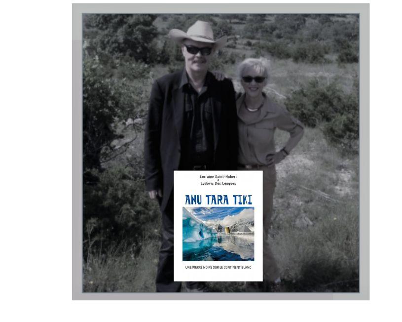 """Anu Tara Tiki"" Lorraine Saint-Hubert & Ludovic Des Leuques."