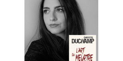 """""""L'art du meurtre"""", Chrystel Duchamp."""