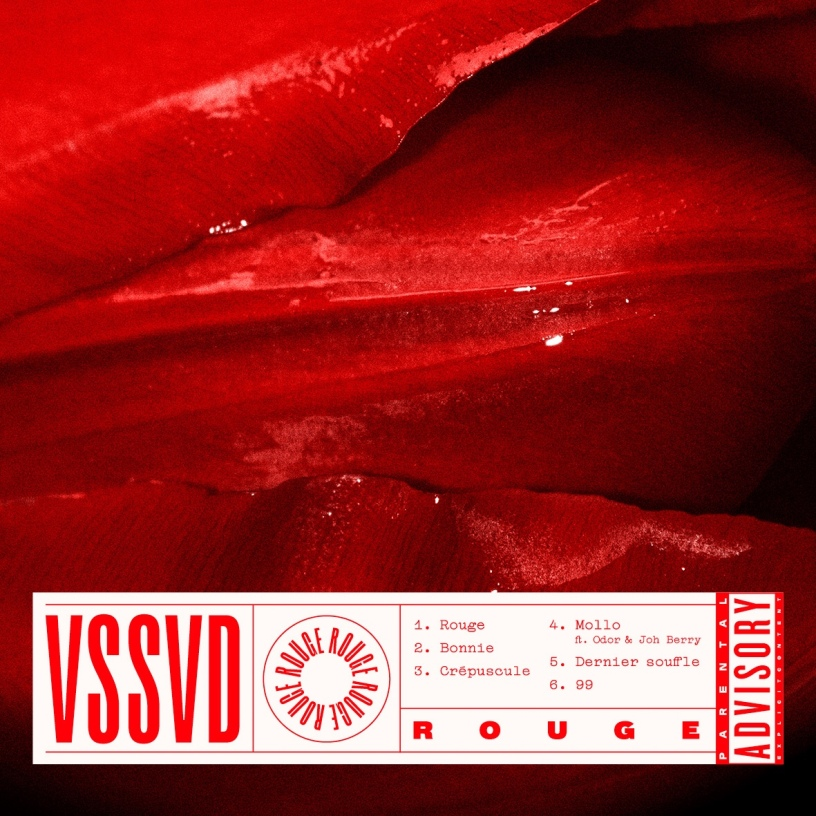 "Cover ""Rouge"" by VSSVD"