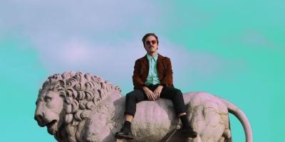 Luke Anger - Premier album éponyme