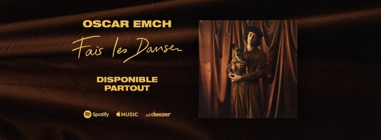 Oscar Emch - Fais Les Danser.