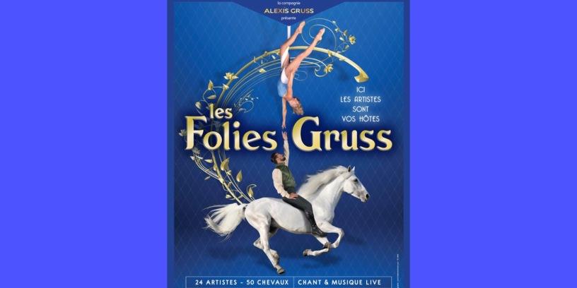 Les Folies Gruss, au bois de Boulogne du 17 octobre 2020 au 28 février 2021.