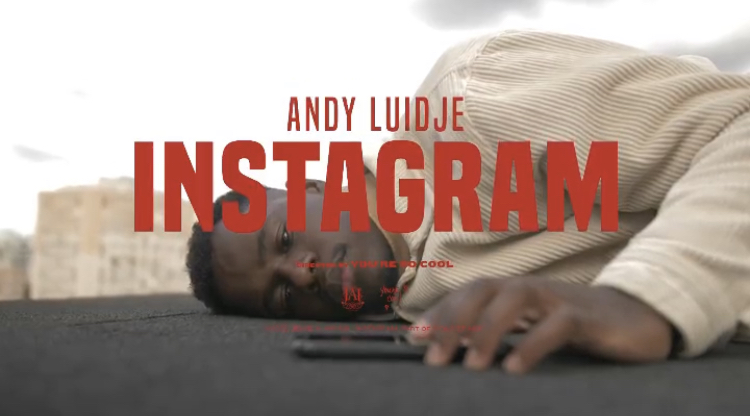 Andy Luidje - Instagram