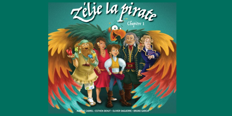 Zélie la pirate
