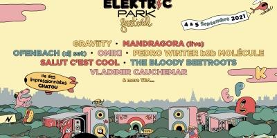 Elektric Park festival 2021, les premiers noms.