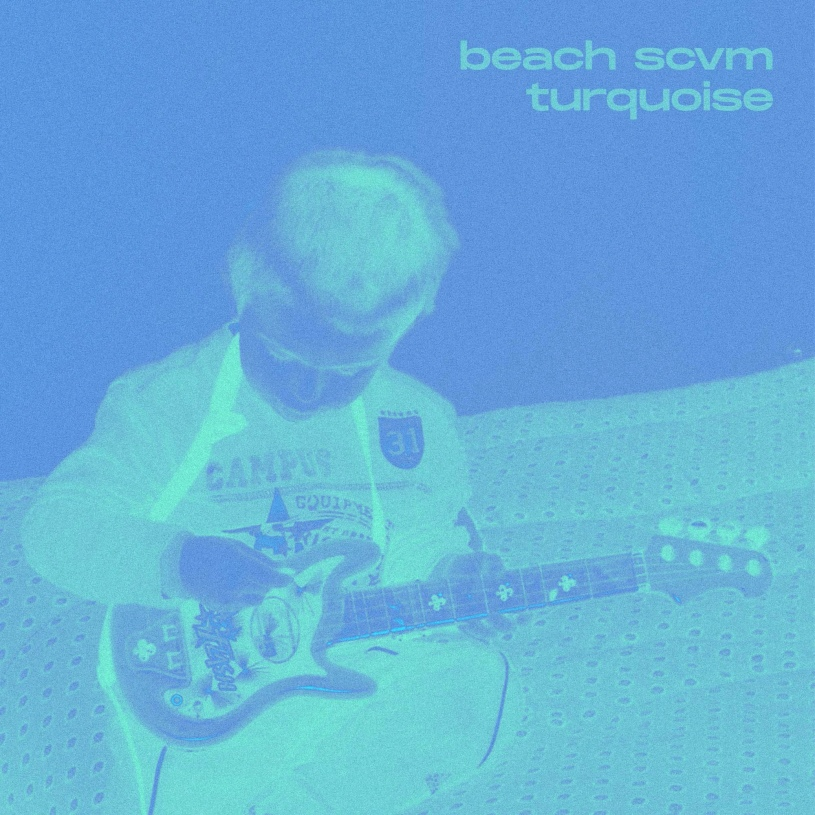 Beach Scvm - Turquoise (cover)