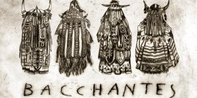 Bacchantes - Cover © Rachel Flahault