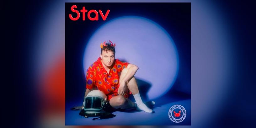 Stav - Musique de Supermarché (cover). (c): Léna Mezlef