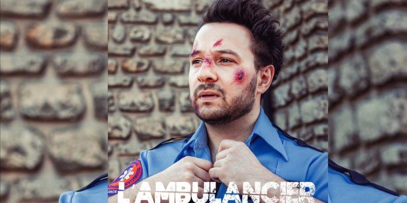 "Pochette ""L'Ambulancier"""