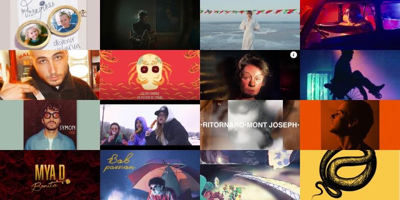 Les clips de la semaine #100