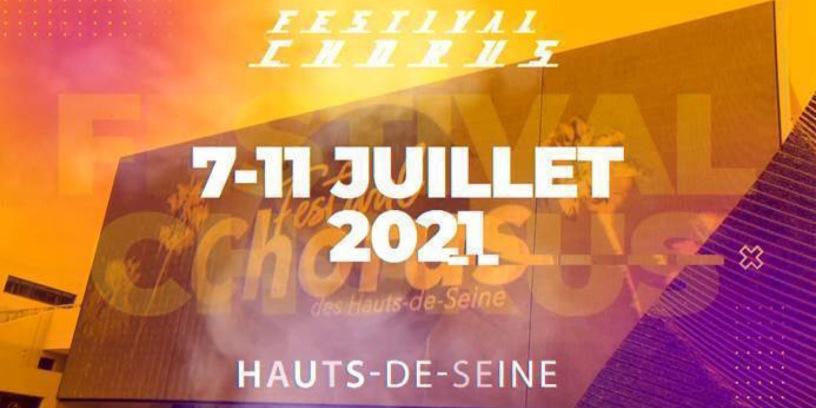 Report du Festival Chorus du 7 au 11 juillet 2021