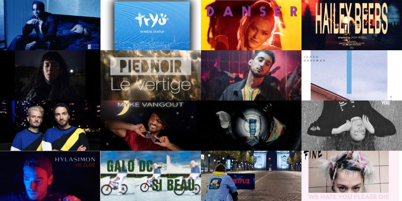 Les clips de la semaine #105