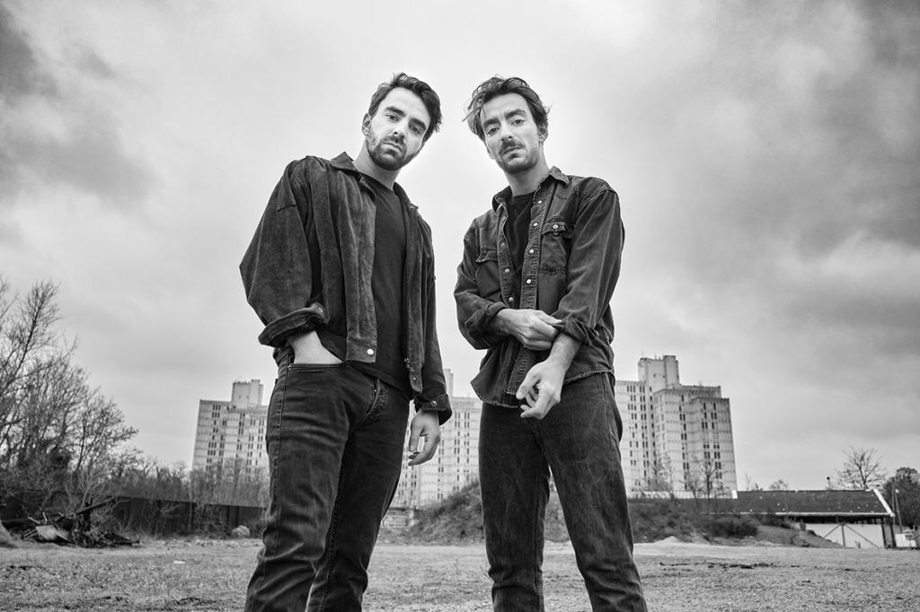"""Eliot et Noé forment le duo """"Frêne"""""""